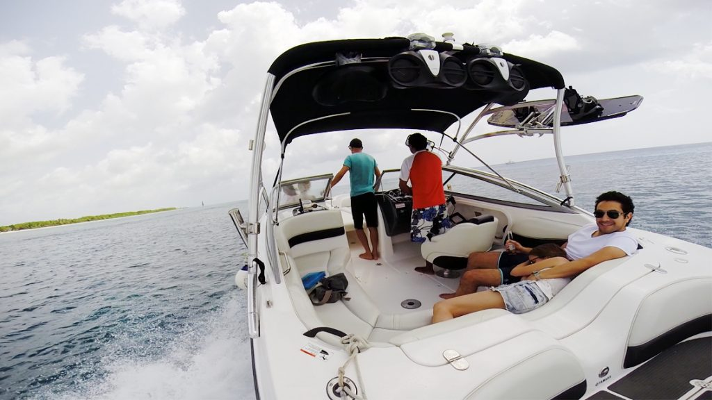 Private Boating Tours Cozumel