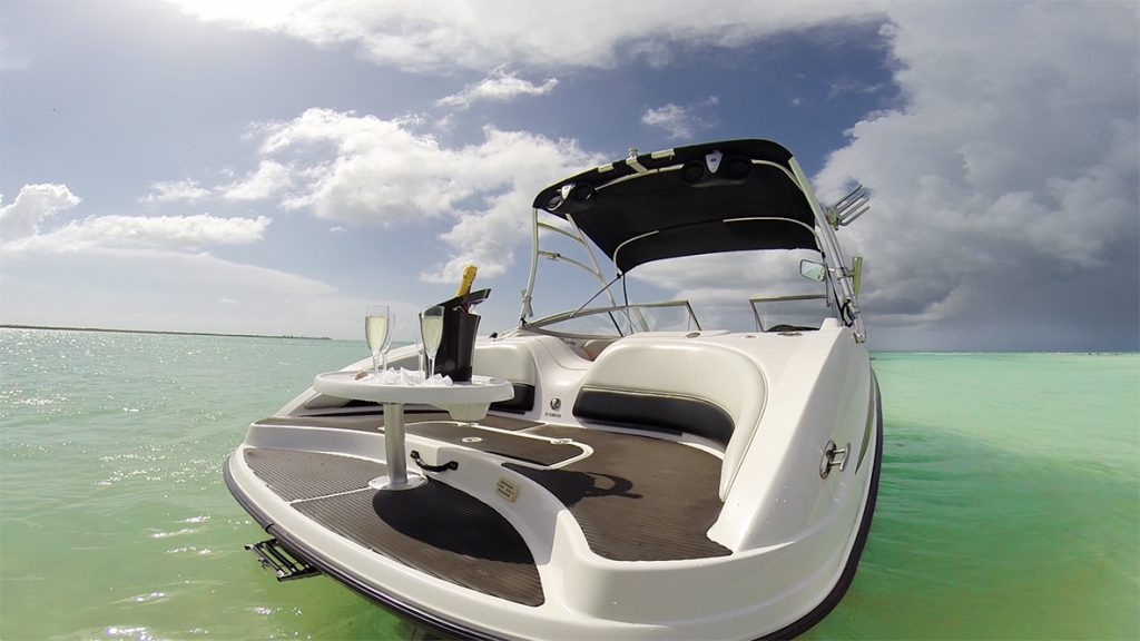 Cozumel private yacht charter