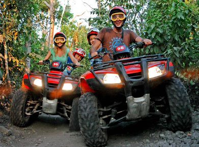 Atv Double Cozumel Cruise Excursions