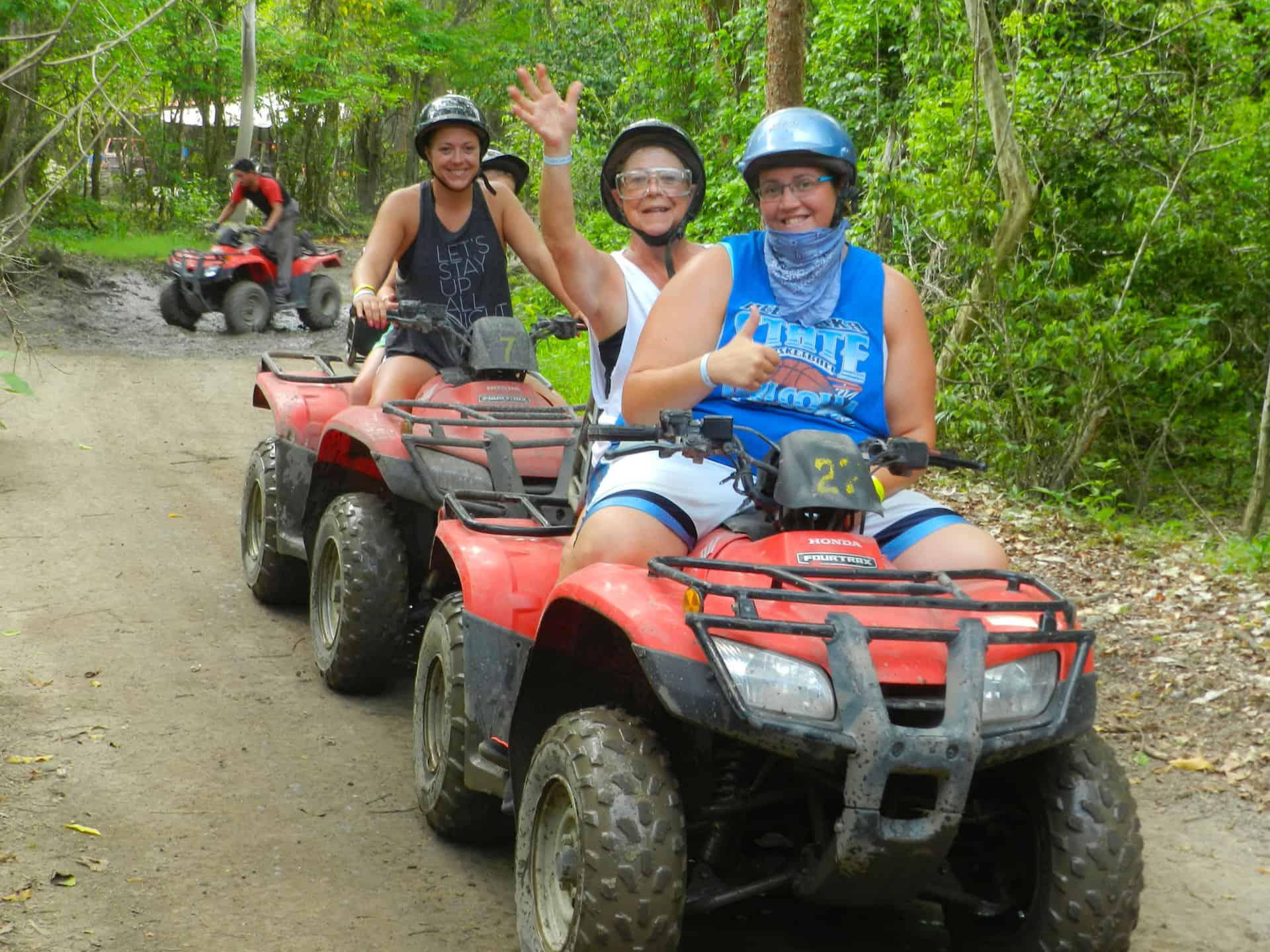 Cozumel Tours Excursions Atv