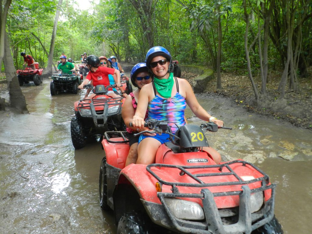 Cozumel ATV and snorkeling Offroad excursions
