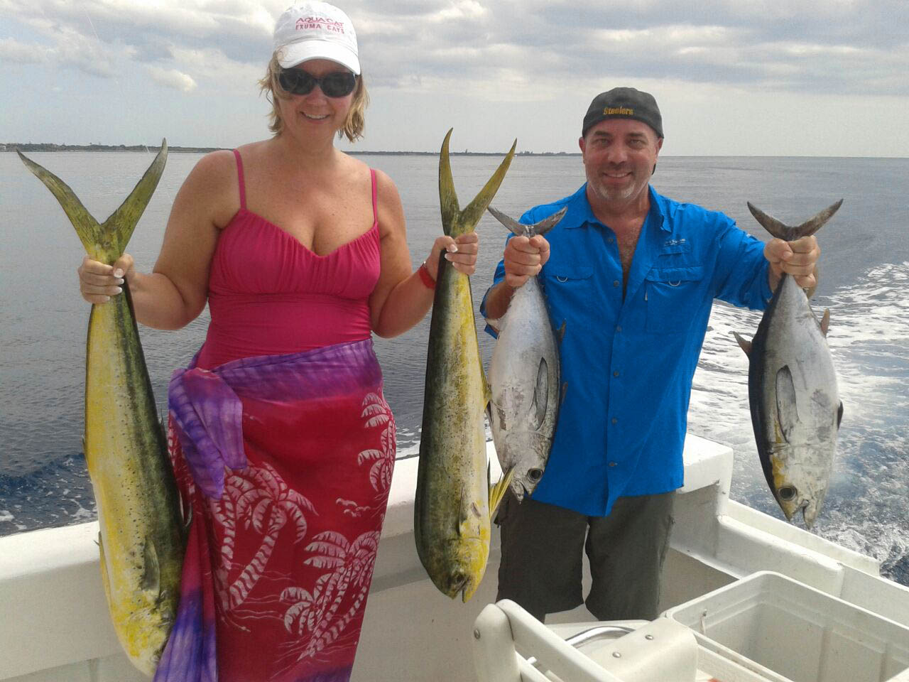 Cozumel deep sea fishing catch cozumel cruise excursions for Deep sea fishing grand cayman