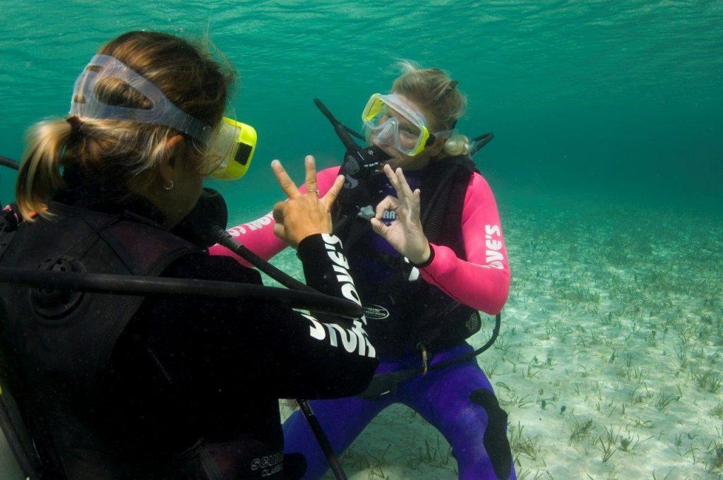 Cozumel Discover Dive Course