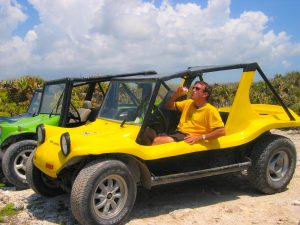 Cozumel Dune Buggy Excursions