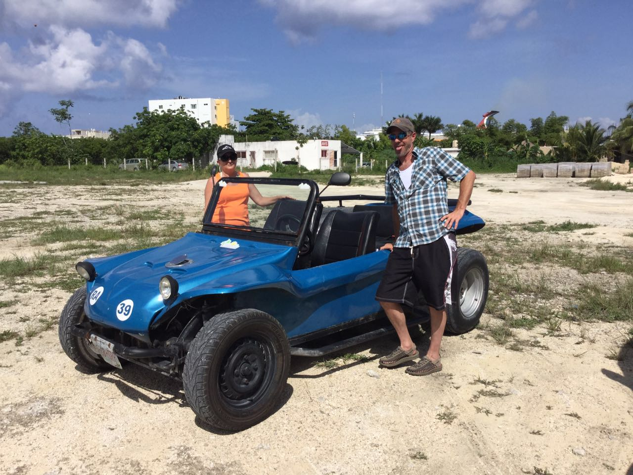 Cozumel Island Buggy Tour