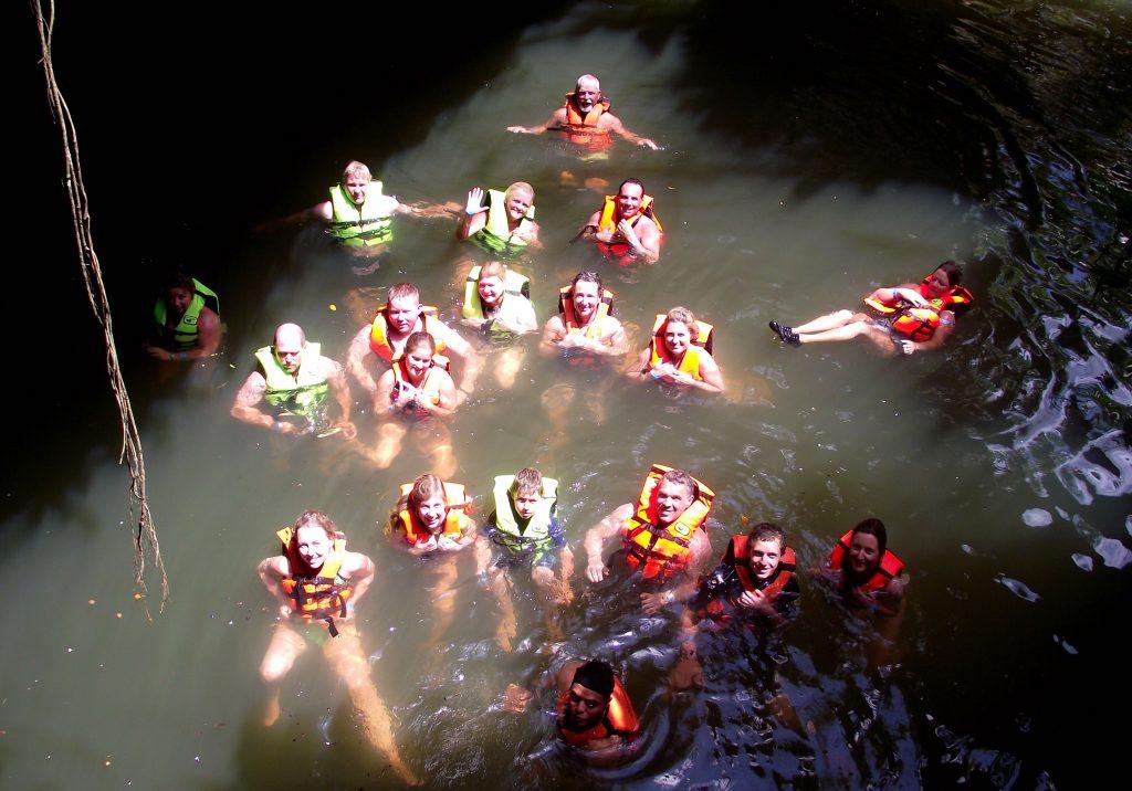 Cozumel Jade Cavern Swimming