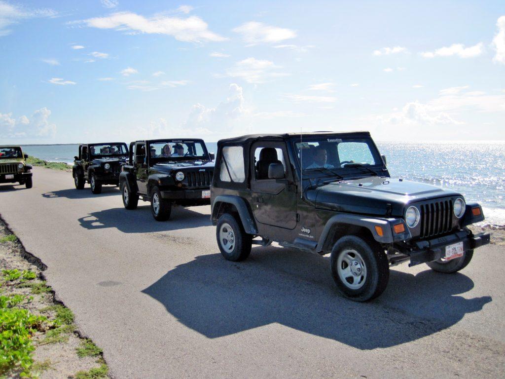 Cozumel Jeep Adventure Excursion