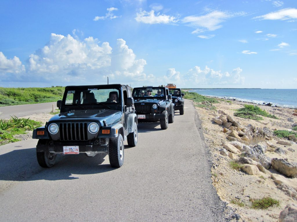 Cozumel Jeep adventure excursion