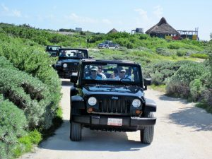 Cozumel Jeep Tour Excursion