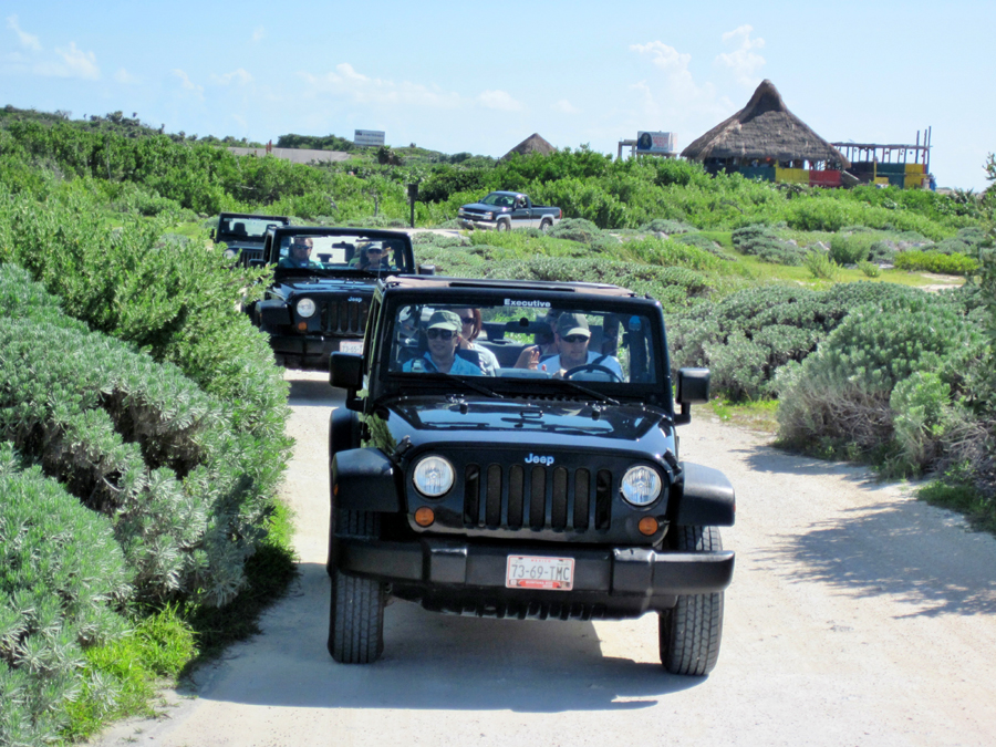 Cozumel Jeep Tour Excursion