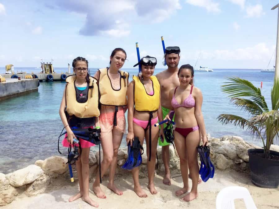 Cozumel Jeep Tour Snorkeling