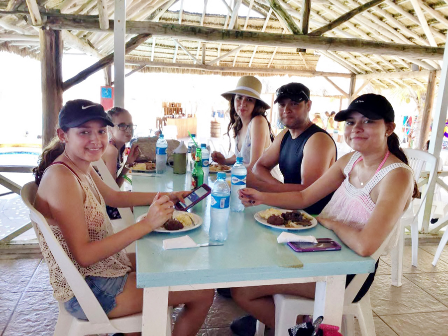 Cozumel Jeep Excursion lunch