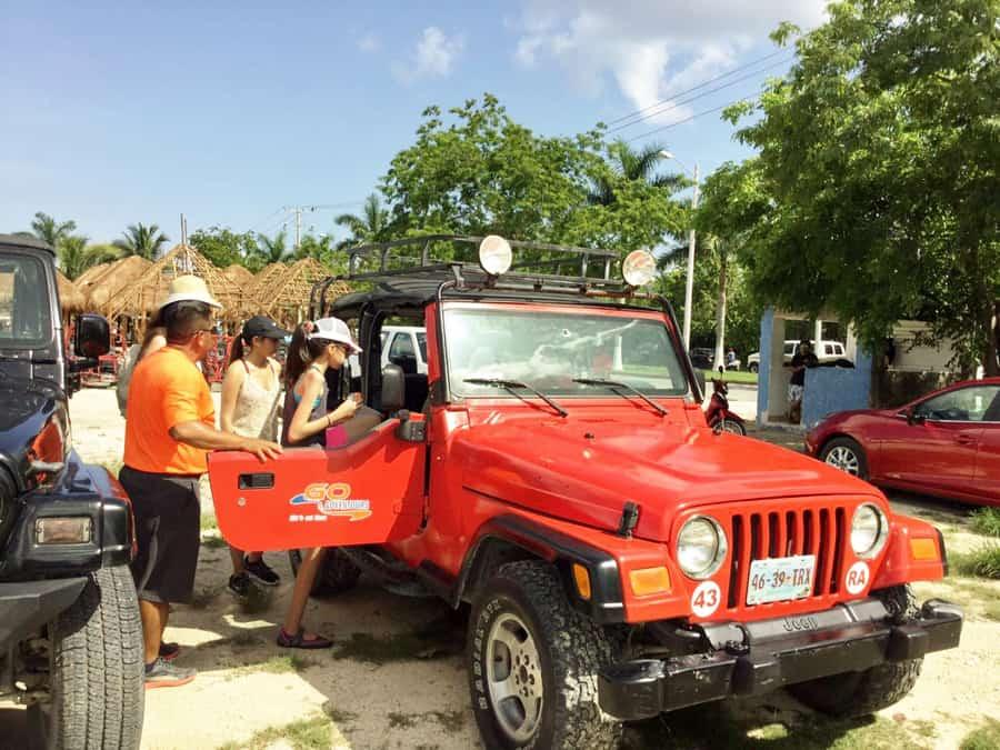 Cozumel Jeep Excursion