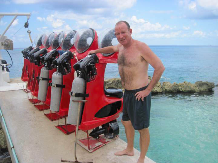 Cozumel Mini Subs