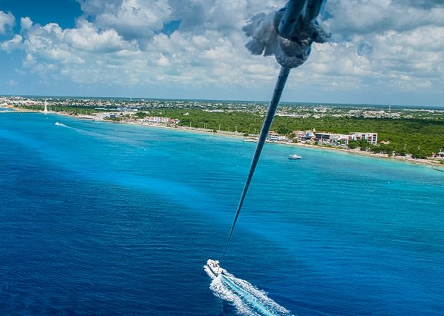 Cozumel Parasailing Experience