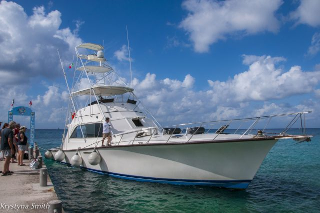 Cozumel Private 55' Yacht