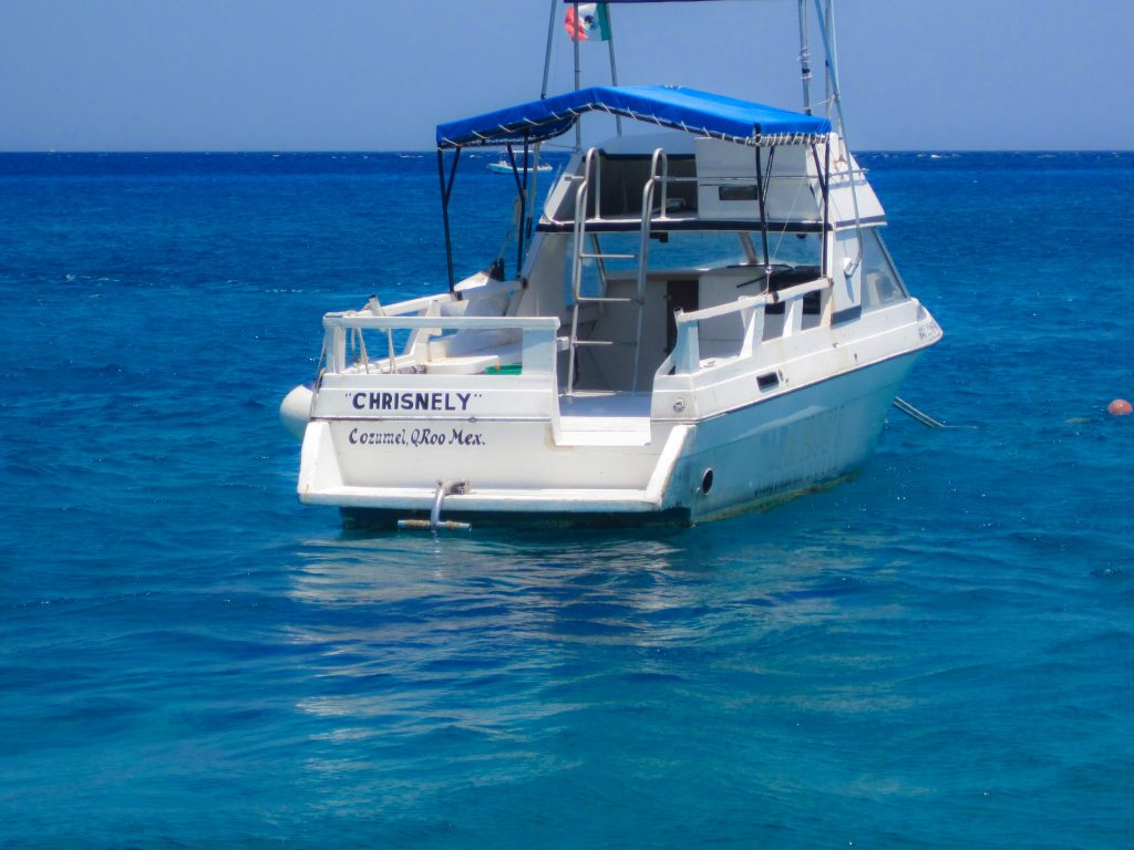 Cozumel Private Snorkeling 29' Bayliner