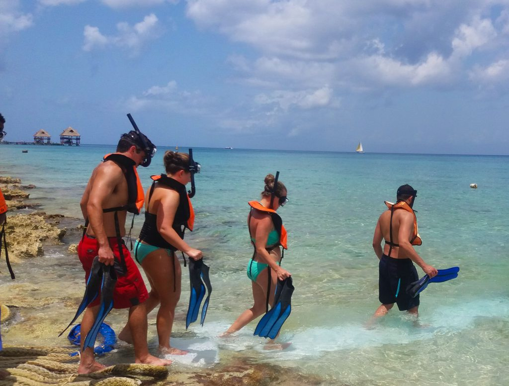 Cozumel Shore Snorkeling Excursion
