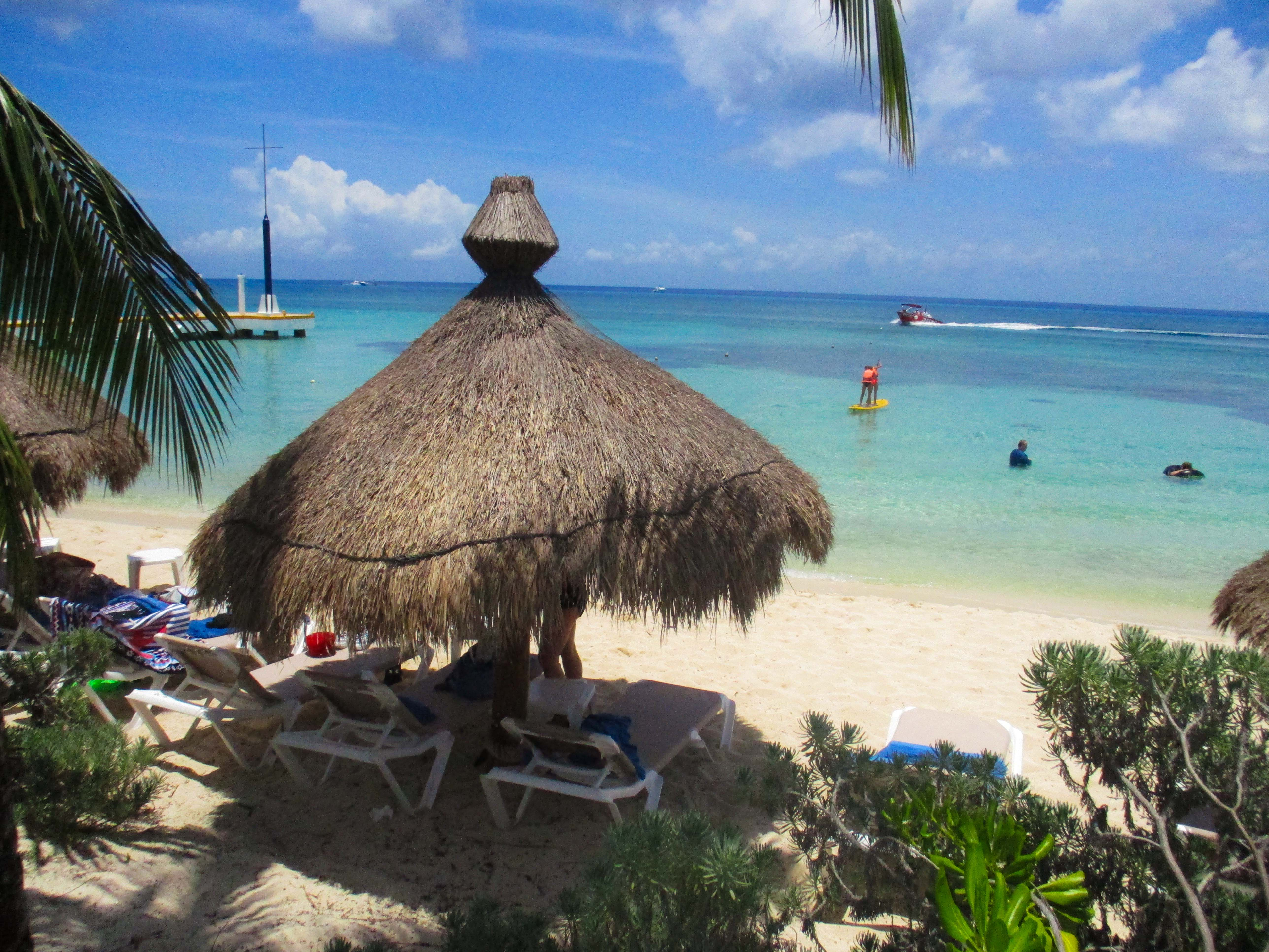 Nachi Beach Break Cozumel
