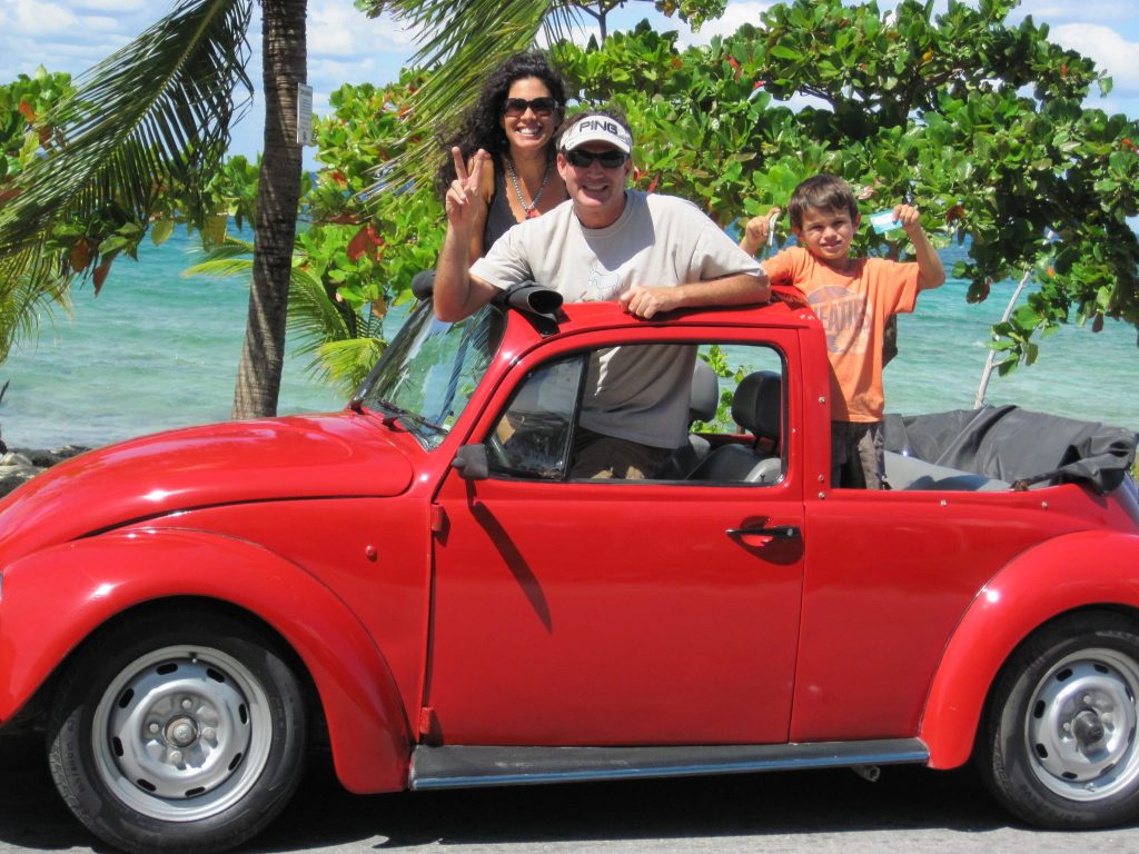 Island Buggy Tours in Cozumel