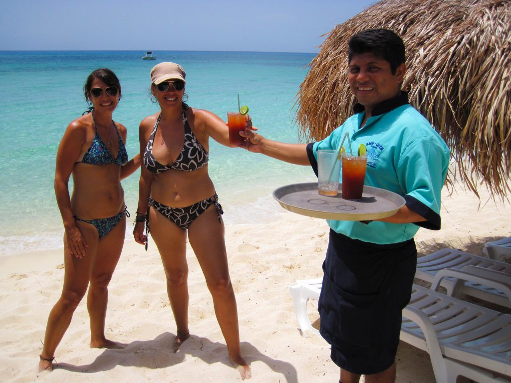 Nachi Cocom Beach Break Cozumel