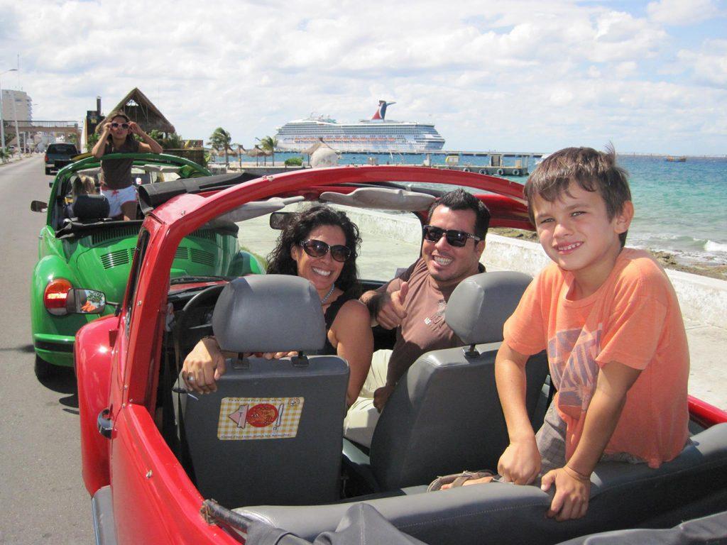island buggy cozumel