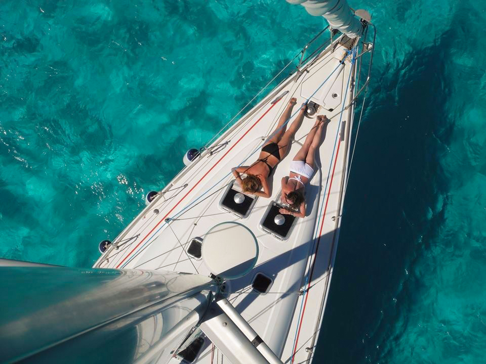 Cozumel private sailing